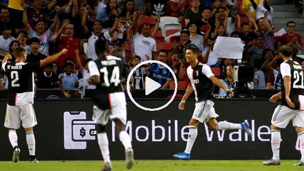 'Merih Demiral penaltıyı attı, Juventus kazandı..