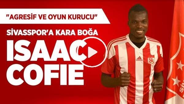 Sivasspor'un Yeni Transferi Isaac Cofie Kimdir? Agresif Ve Oyun Kurucu!