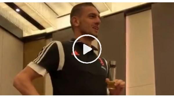 Merih Demiral'dan Juventus kampında İbrahim Tatlıses şarkısı