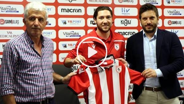 'Samsunspor, Ahmethan Köse'yi transfer etti