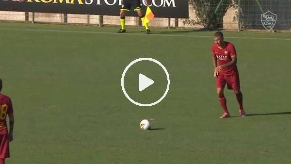 'Kolarov'dan muhteşem frikik golü