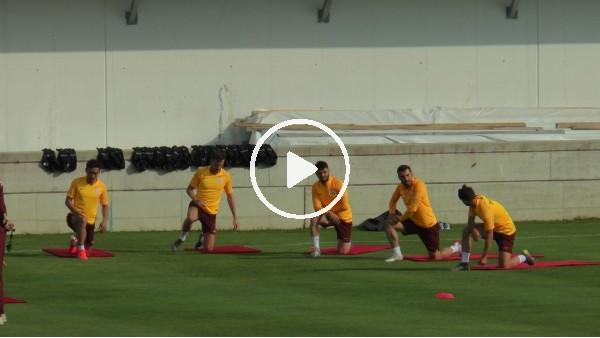 Galatasaray, Avusturya kampında hazırlıklarını sürdürüyor