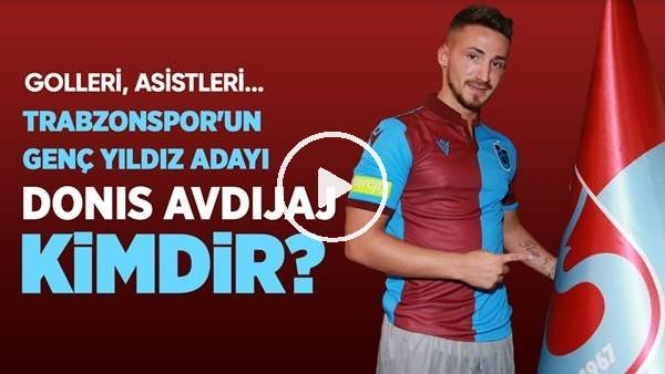 'Trabzonspor'un Yeni Transferi Donis Avdijaj Kimdir? Karakteri, Yeteneği, Potansiyeli Ve Golcülüğü