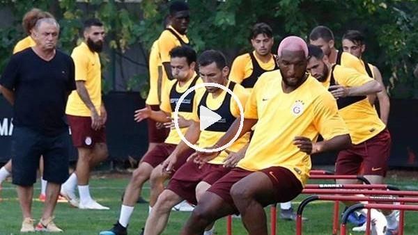 'FutbolArena, Galatasaray antrenmanında