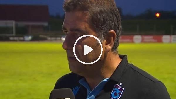 """Ünal Karaman: """"Futbol oynamaya çalışan bir takımız ancak eksiklerimiz var"""""""