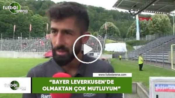 """Kerem Demirbay: """"Leverkusen'de olduğum için mutluyum"""""""