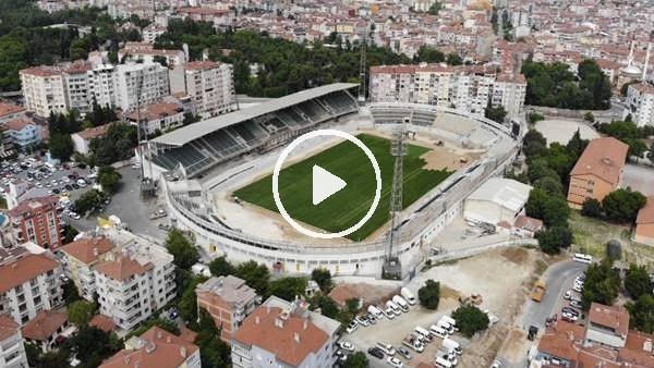 'Denizli Atatürk Stadı Süper Lig'e hazır