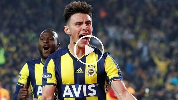 'Eljif Elmas'tan Fenerbahçe'ye veda