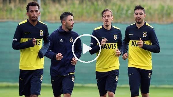 'Fenerbahçe, Avusturya'da ilk antrenmanını yaptı