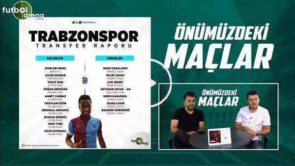 """'Orhan Uluca: """"Trabzonspor iyi bir golcü almalı"""""""