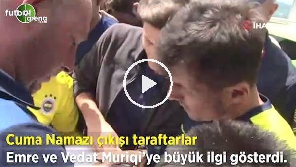 'Emre Belözoğlu ve Vedat Muriqi'e yoğun ilgi