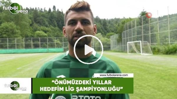 """'Selim Ay: """"Önümüzdeki yıllarda hedefim lig şampiyonluğu"""""""