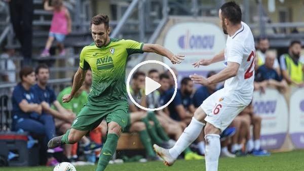 'Kayserispor 2-5 Eibar (Maç özeti)