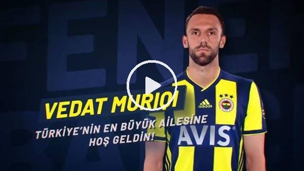 Fenerbahçe, Vedat Muriqi transferini resmen açıkladı