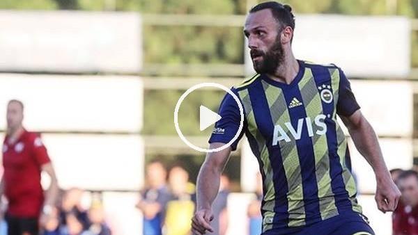 'Vedat Muriqi, Fenerbahçe formasıyla ilk golünü attı