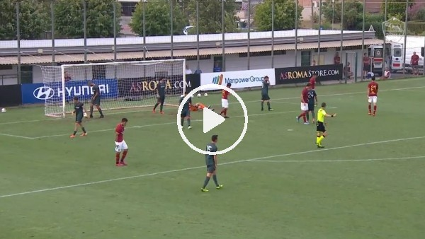 'Cengiz Ünder'den hazılık maçında 2 gol