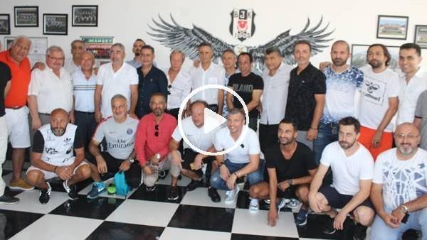'Beşiktaşlı efsane futbolcular Hatay'da