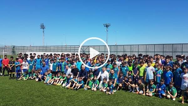 Çaykur Rizespor'un altyapı seçmeleri başladı