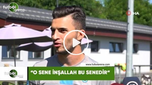 """Hüseyin Türkmen: """"O sene inşallah bu senedir"""""""