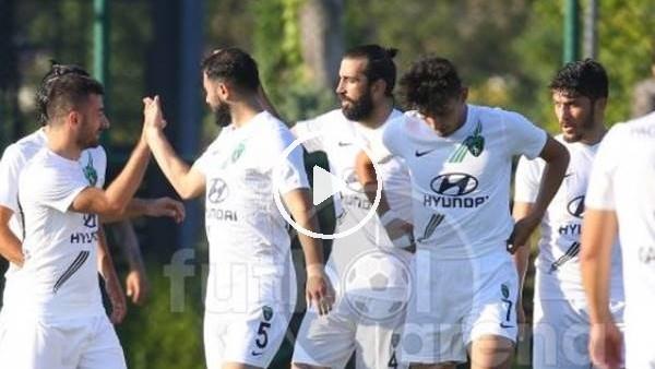 'Kocaelispor, Gökdeniz'in golüyle Beşiktaş karşısında 1-0 öne geçti