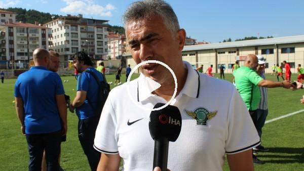 'Akhisarspor'da hedef Süper Kupa Şampiyonluğu