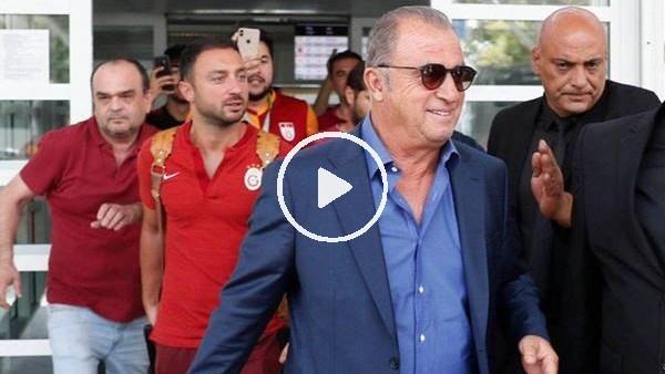 'Galatasaray, Avusturya'nın Seefeld kasabasına ulaştı