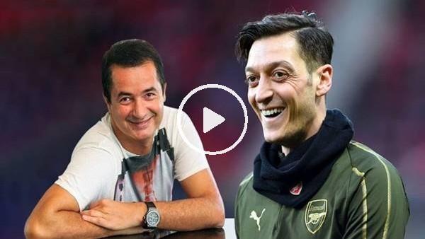 """'Acun Ilıcalı: """"Mesut Özil'in bir gün Fenerbahçe'de oynayacağını düşünüyorum"""""""