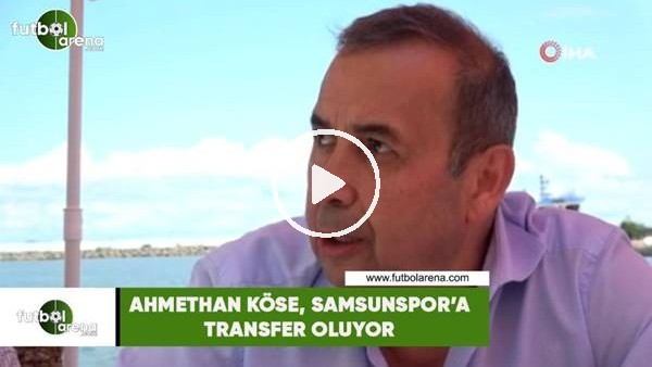 'Ahmethan Köse, Samsunspor'a transfer oluyor