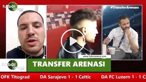 """'Abdülkadir Paslıoğlu: """"Deniz Türüç büyük ihtimalle Fenerbahçe'ye transfer olacak"""""""