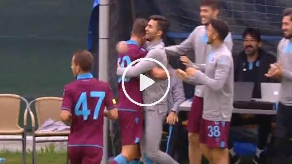 Kerem Baykuş'un Verona'ya attığı gol