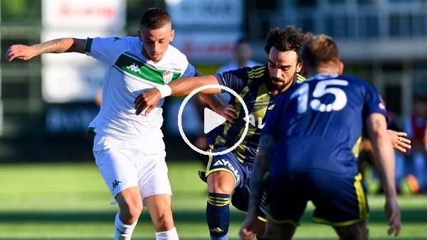 'Fenerbahçe 2-0 Bursaspor (Maç özeti)