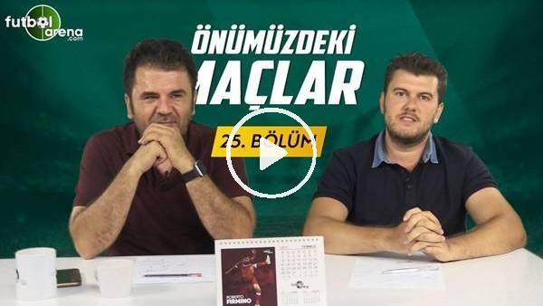 'Önümüzdeki Maçlar #25 | Jean Michael Seri Galatasaray'a Ne Katar? Fenerbahçe'nin Yeni Transferleri