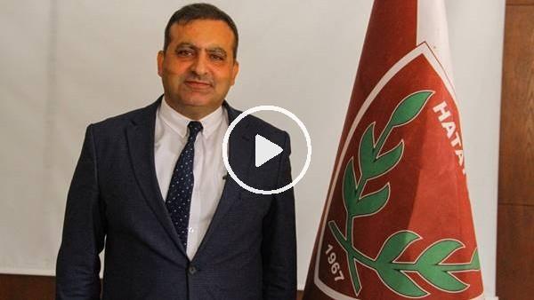 Hatayspor'da yeni başkan Nihat Tazearslan oldu