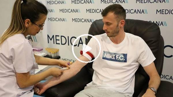 'Konyaspor sağlık kontrolünden geçti