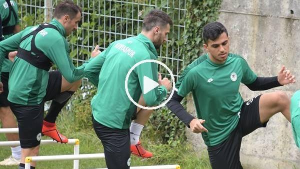 'Konyaspor'da yeni sezon hazırlıkları