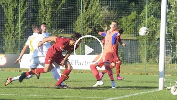 'Roma 10-1 Trastevere (Maç özeti)