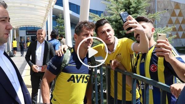 'Fenerbahçe kafilesi Sivas'ta