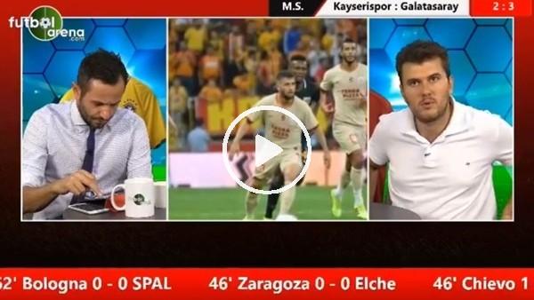 """Sinan Yılmaz: """"Galatasaray'da saha içi ve yönetimle ilgili problemler var"""""""
