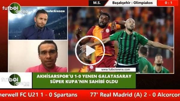 'Cenk Özcan'dan Seri ve Emre Mor yorumu