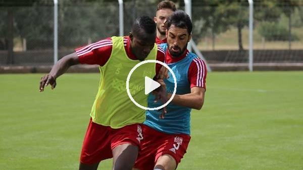 Sivasspor, Beşiktaş maçına hazırlanıyor