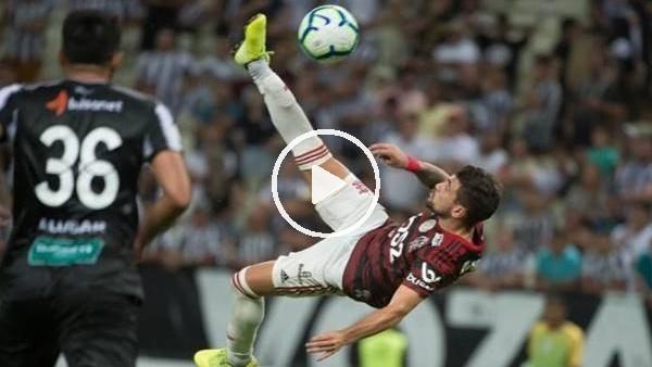 Brezilya Ligi'nde son dakikada muhteşem gol