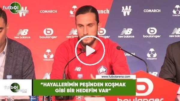 """'Yusuf Yazıcı: """"Hayallerimin peşinden koşmak gibi bir hedefim var"""""""