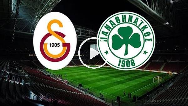 MAÇ GÜNÜ | Galatasaray - Panathinaikos (3 Ağustos 2019)