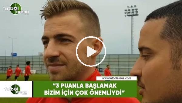 """'Dario Melnjak: """"3 puanla başlamak bizim için çok önemliydi"""""""