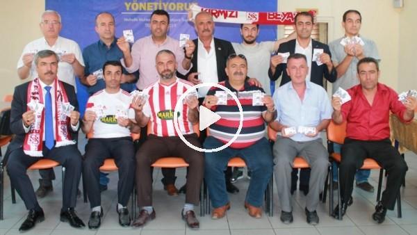 'Muhtarlardan Sivasspor'a destek