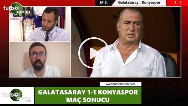 """'Yunus Altınbeyaz: """"Kırmızı karttan sona oyun Konyaspor'un insiyatifine geçti"""""""