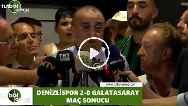 """'Abdurrahim Albayrak: """"Bu mağlubiyeti nazar olarak görüyoruz"""""""