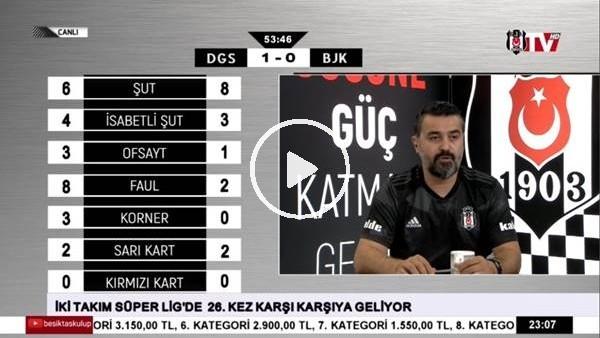 'Yatabare'nin golünde BJK TV spikerleri