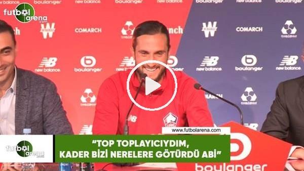 """'Yusuf Yazıcı: """"Top toplayıcıydım, kader bizi nerelere götürdü abi"""""""