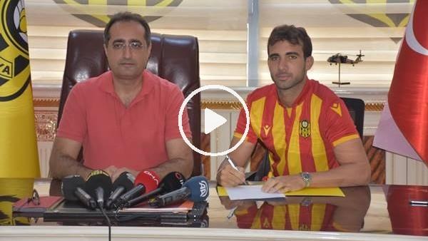 'Yeni Malatyaspor, Sakıb Aytaç ile 2 yıllık sözleşme imzaladı